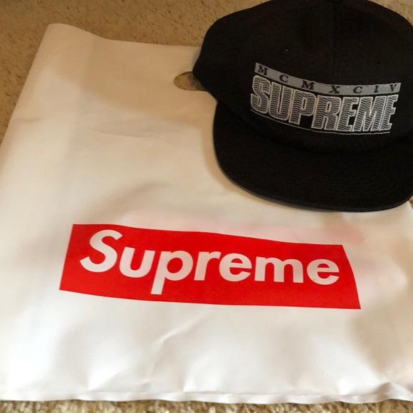Brand new Supreme MCMXCIV Hat. d4250c6526c